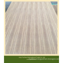3.2mm Straight Grain Teak Plywood